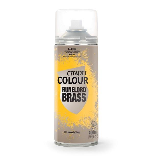 Runelord Brass Spray Paint