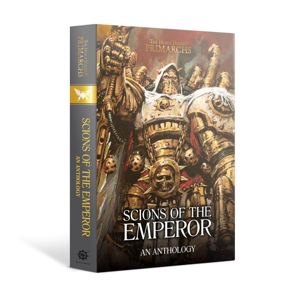 Scions of the Emperor: An Anthology (English)