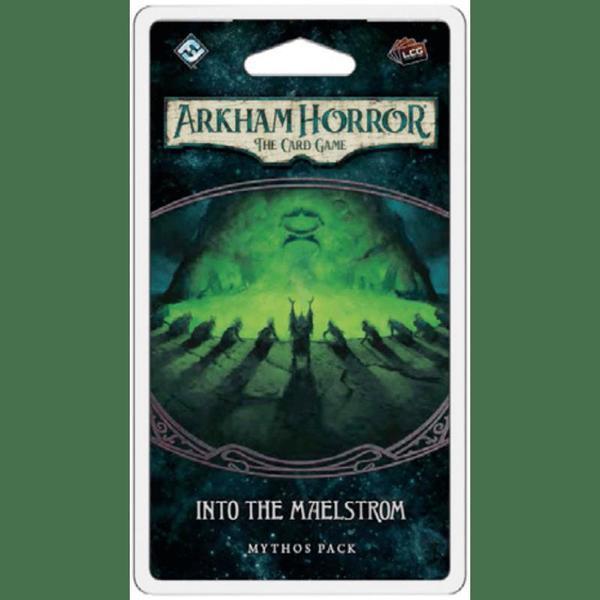 Into the Maelstrom- Mythos Pack: Arkham Horror LCG Exp.