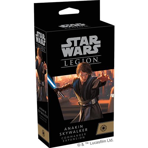 Star Wars Legion: Anakin Skywalker Commander Expansion