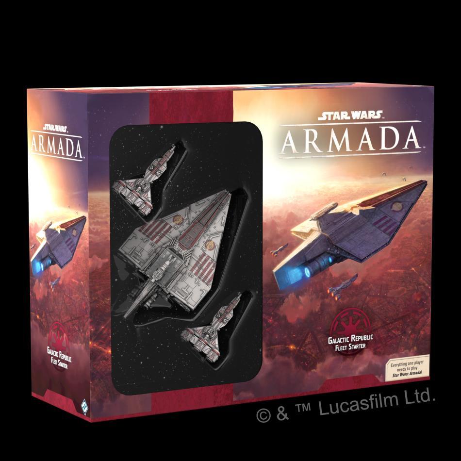 Galactic Republic Fleet Expansion Pack: Star Wars Armada
