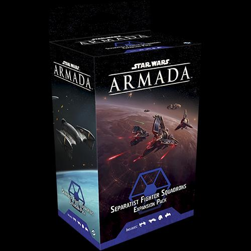 Separatist Fighter Squadrons Expansion Pack: Star Wars Armada