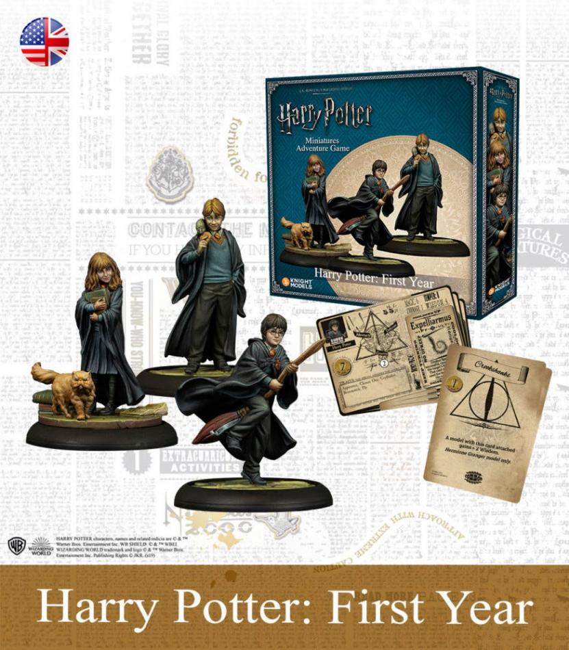 Harry Potter: First Year