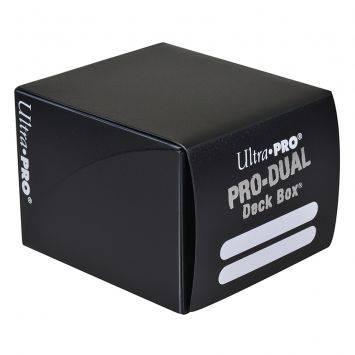 Black Pro Dual Deck Box