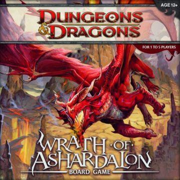 Wrath of Ashardalon Boardgame