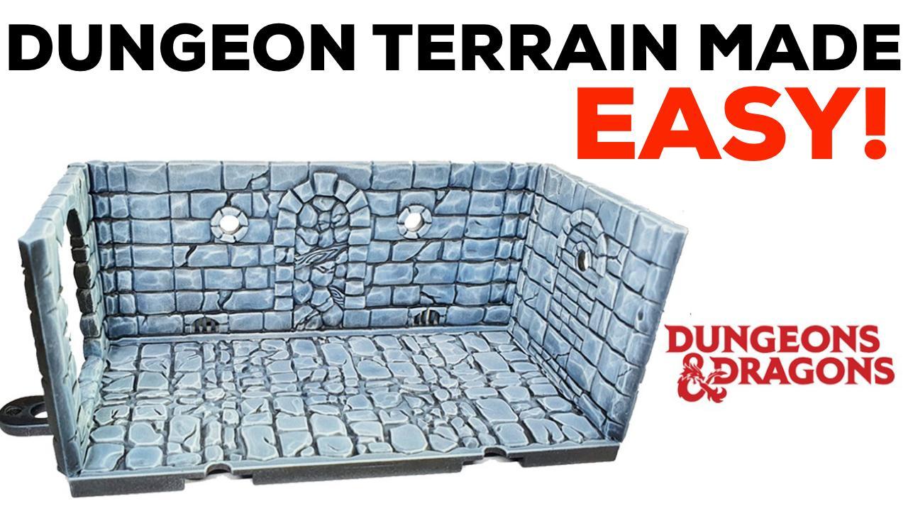 Artis Opus Dungeon Wall Painting Bundle