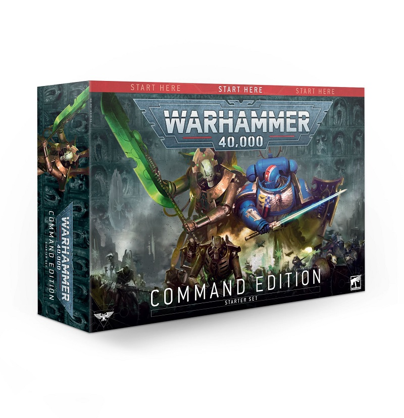 Warhammer 40000 Command Edition (English)