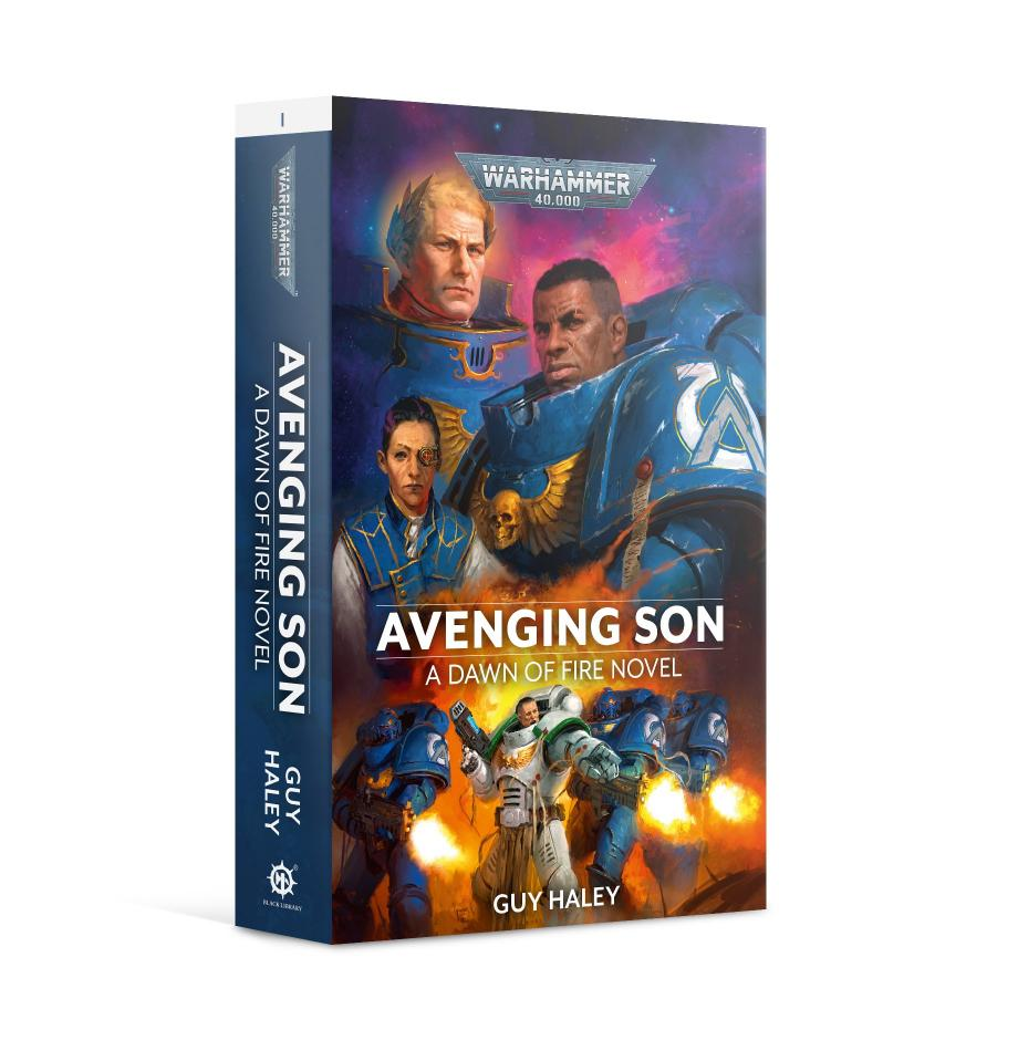 Dawn of Fire: Avenging Son (Paperback)