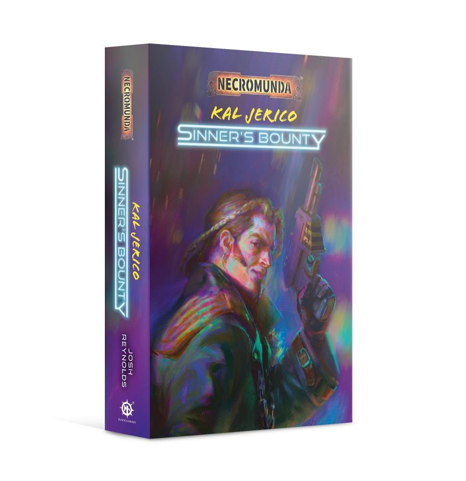 Kal Jerico: Sinner's Bounty (Paperback)