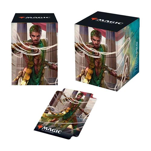MTG: Theros Beyond Death V2 PRO 100+ Deckbox