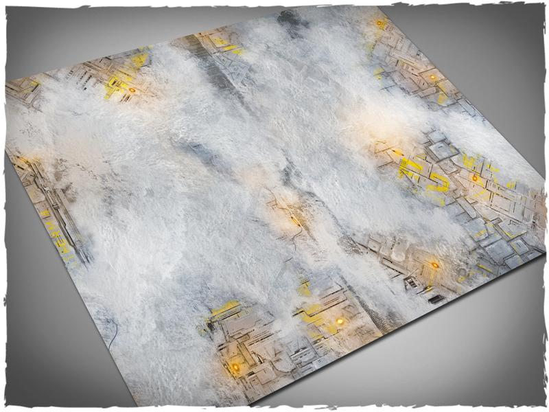 Coldstorm - 44x60 Cloth