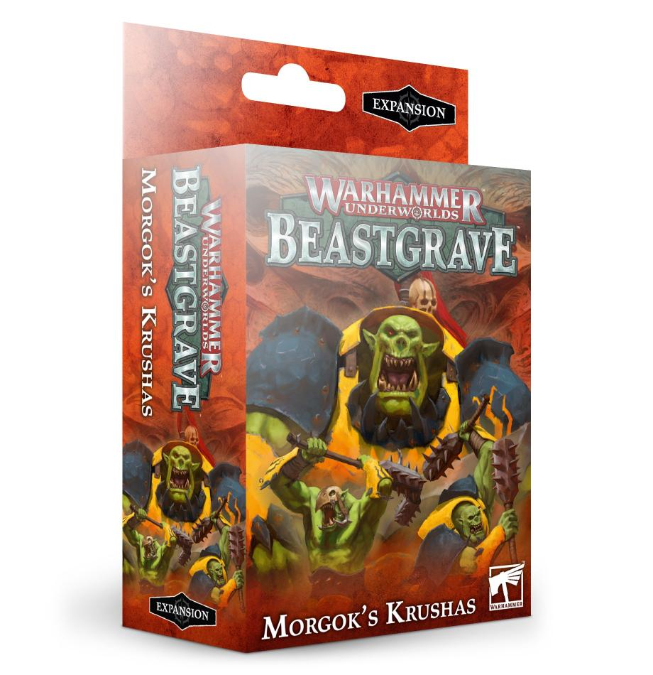 Warhammer Underworlds: Morgok's Krushas