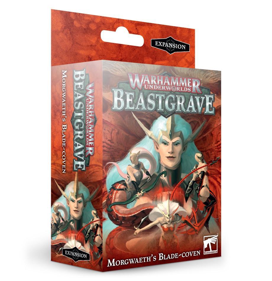 Warhammer Underworlds: Morgwaeth's Blade-Coven