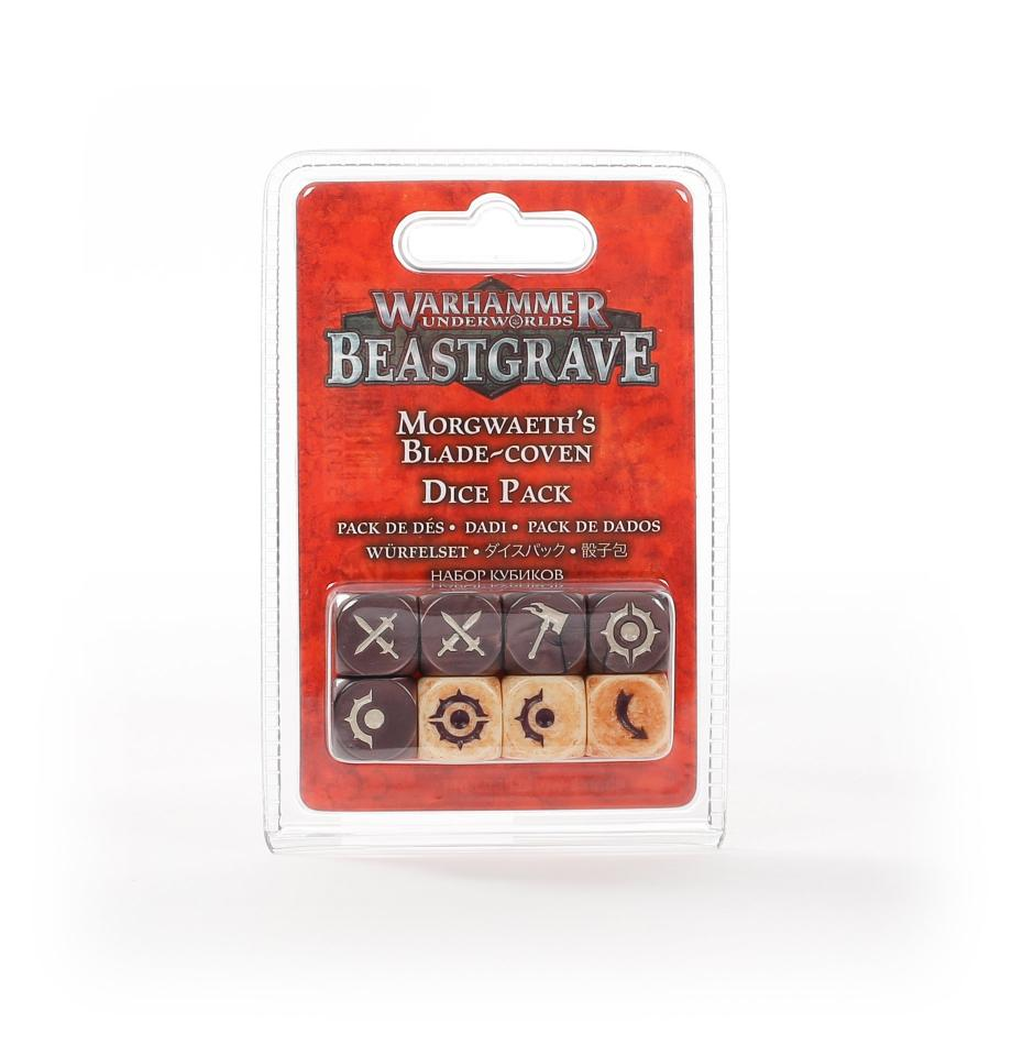 Morgwaeth's Blade-Coven Dice Set