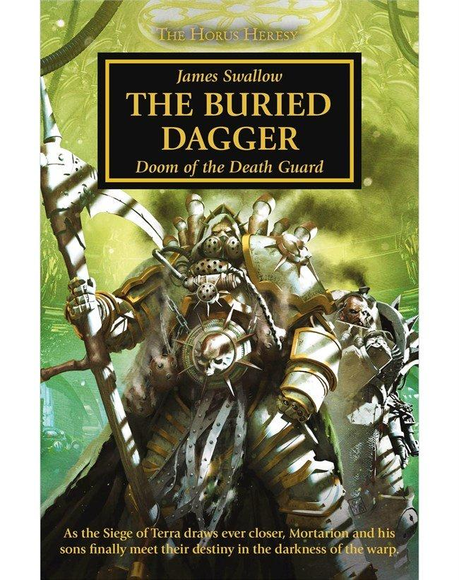 HORUS HERESY: THE BURIED DAGGER (PB)