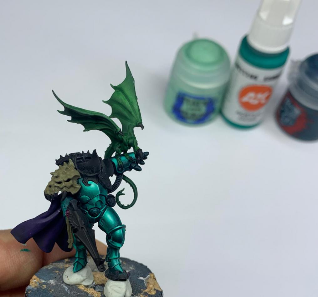Cult of Paint Jade Armour Bundle