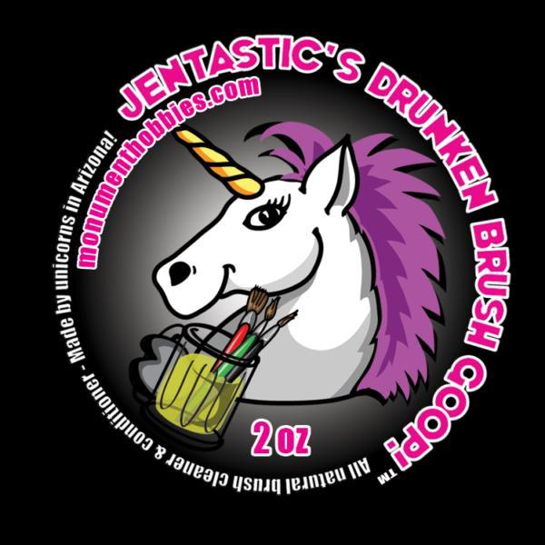 Jentastic's Drunken Brush Goop! 2oz
