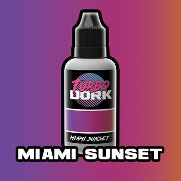 Miami Sunset Turboshift Acrylic Paint 20ml Bottle