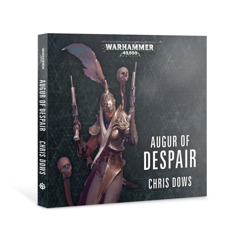 Blackstone Fortress: Augur of Despair (Audiobook)