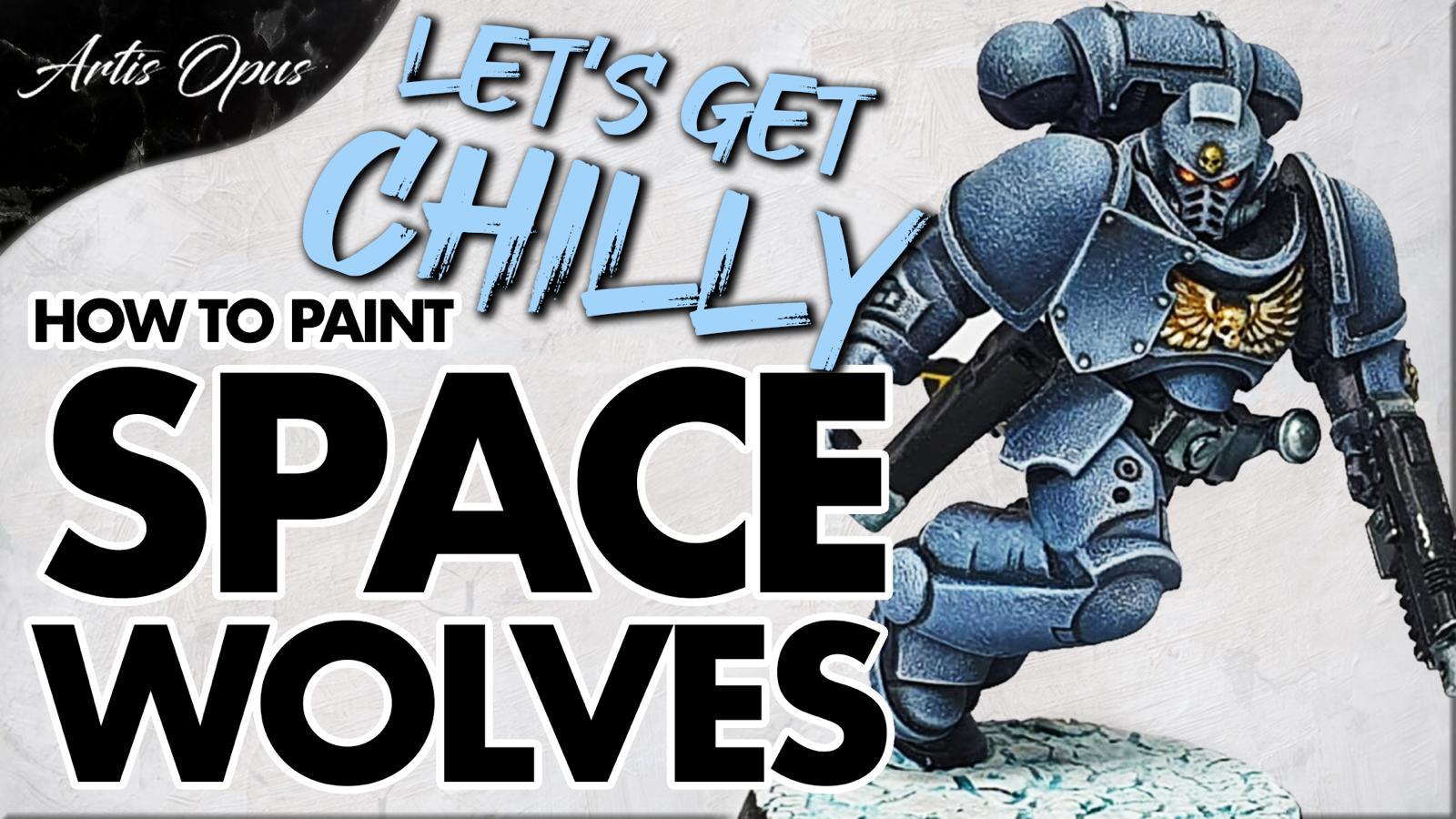 Artis Opus Space Wolves Bundle