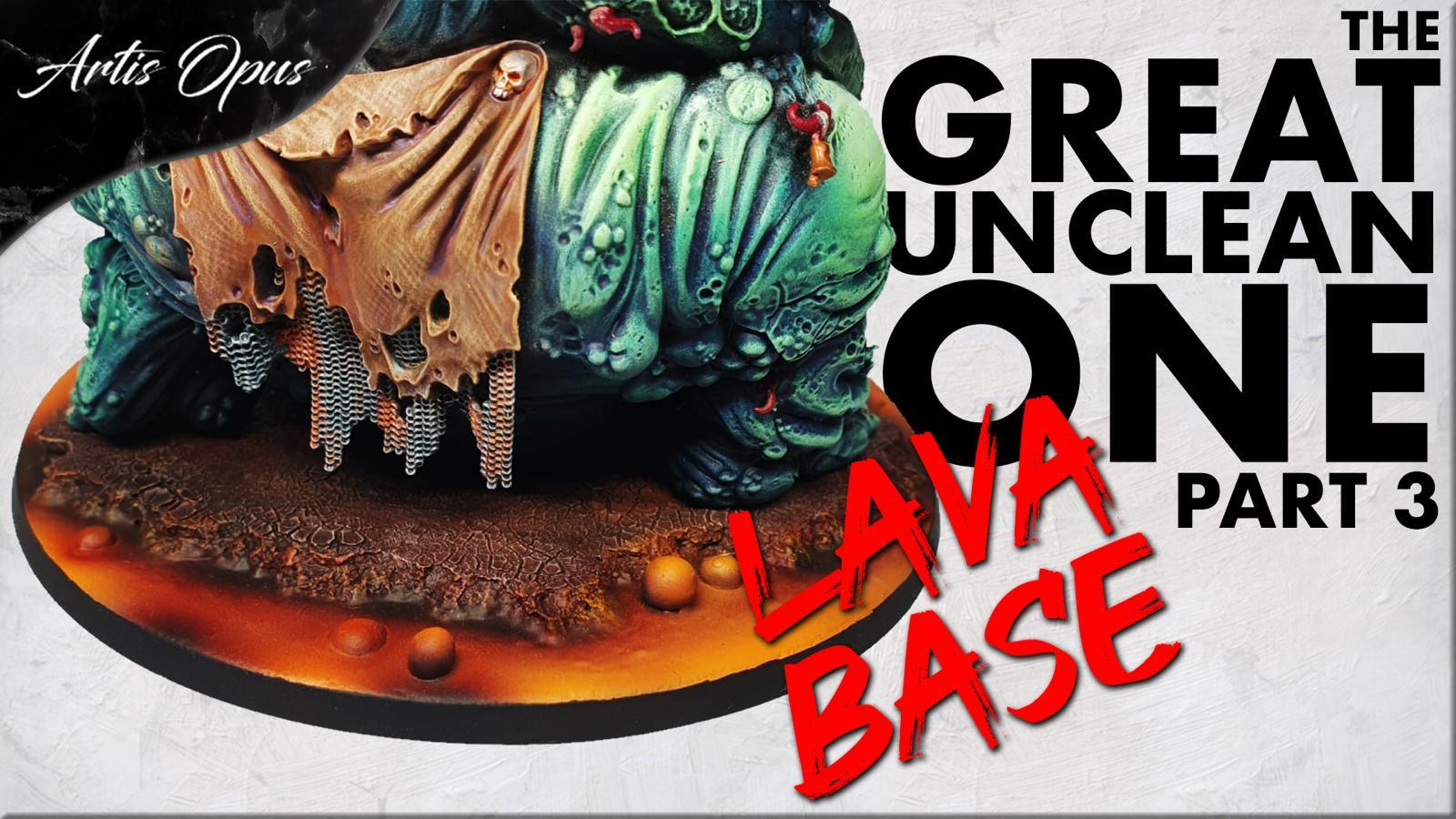 Artis Opus Great Unclean One Base Bundle