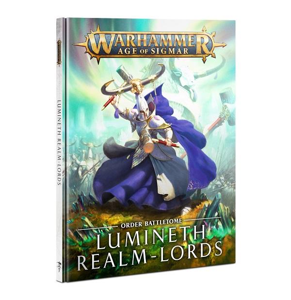 Battletome: Lumineth Realm-Lords (Hardback) (English)