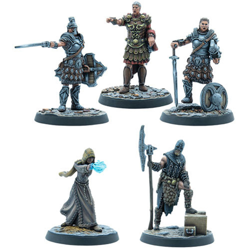 The Elder Scrolls: Call to Arms - Imperial Officers Expansion