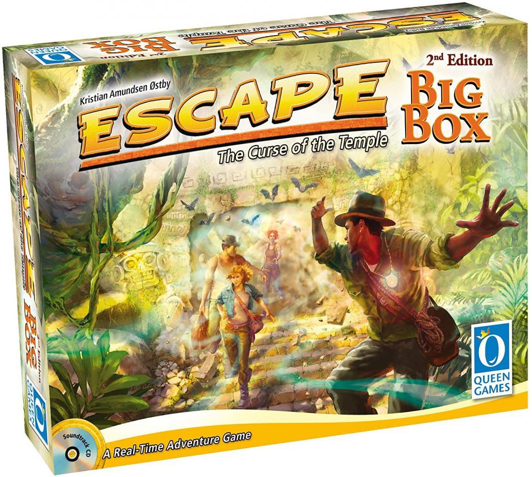 Escape: Big Box 2nd Edition