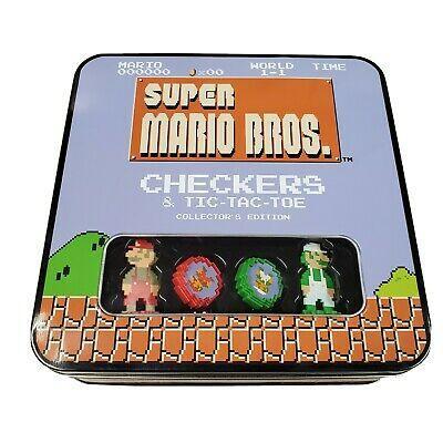 Checkers: Super Mario VS Bowser