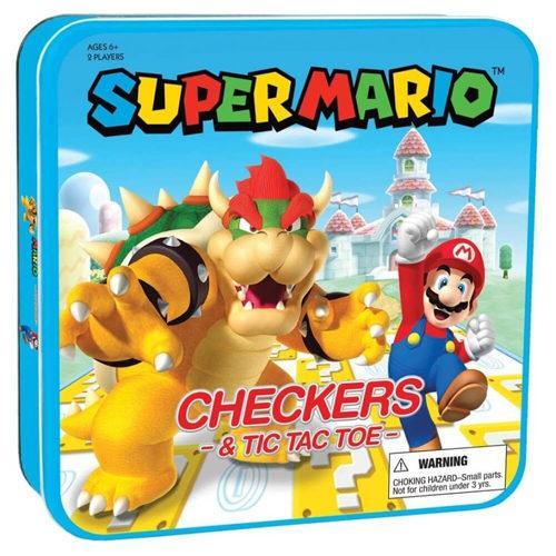Checkers Combo: Super Mario Bowser