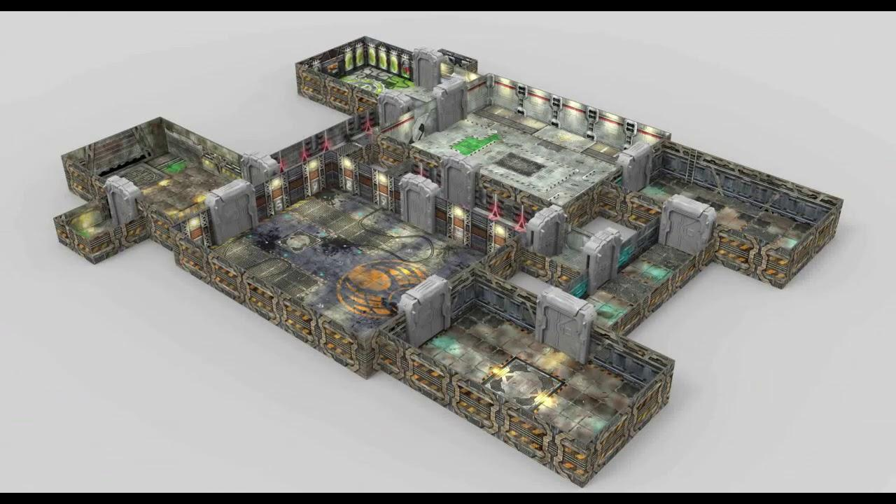 The Facility: Tenfold Dungeon