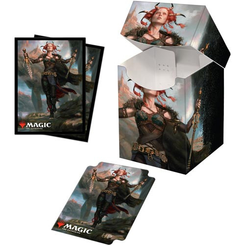 MTG: Commander Legends V2 PRO 100+ Deck Box and 100ct sleeves