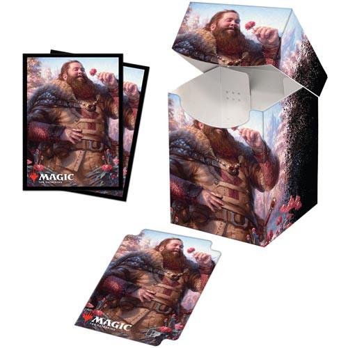 MTG: Commander Legends V3 PRO 100+ Deck Box and 100ct sleeves
