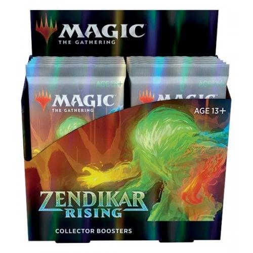 MTG: Zendikar Rising Collector Booster Display