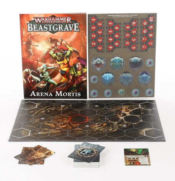 Warhammer Underworlds: Arena Mortis (English)