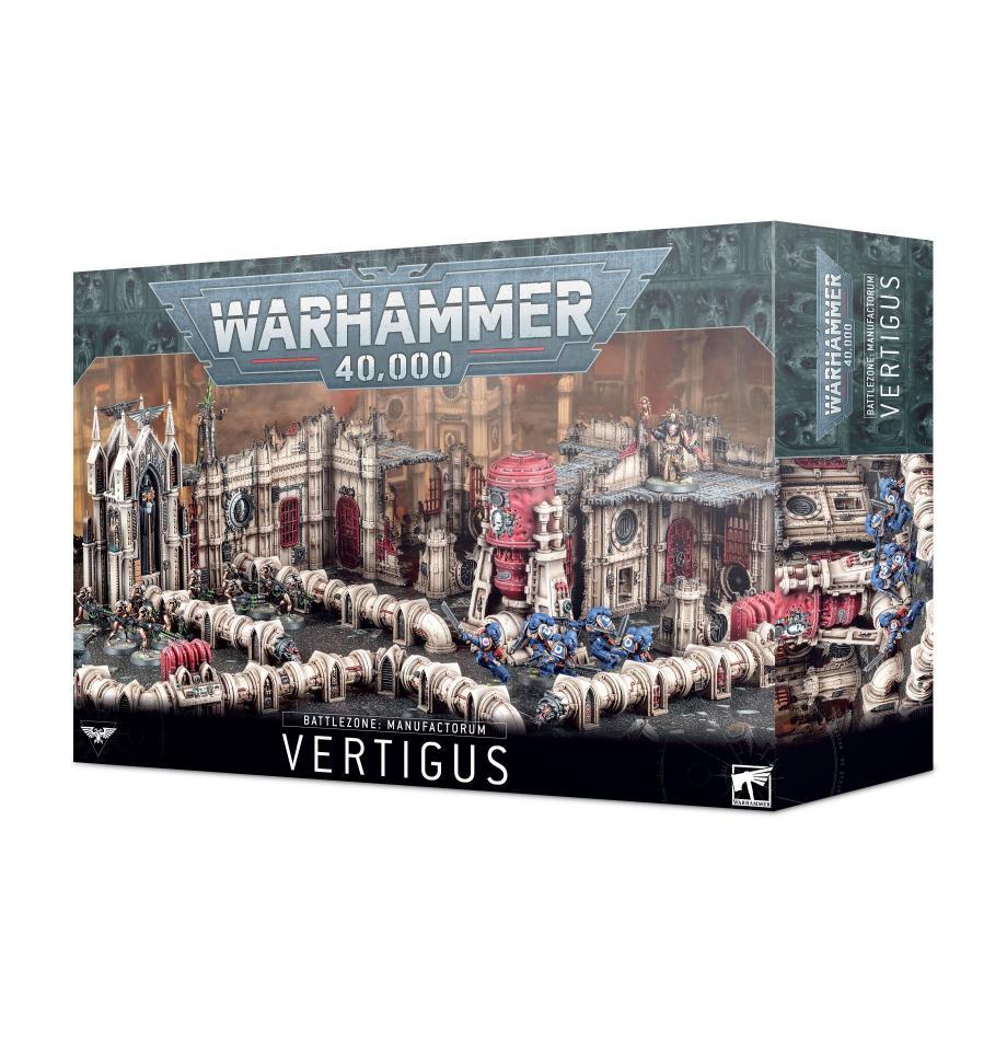 Battlezone: Manufactorum Vertigus