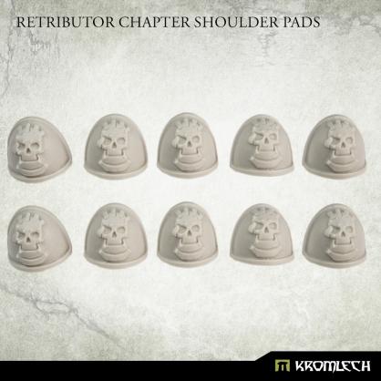 Retributor Chapter Shoulder Pads (10)
