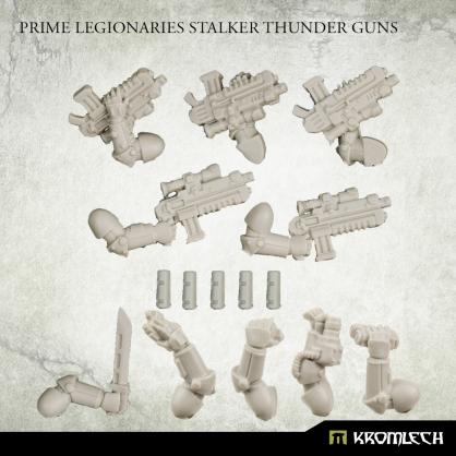 Prime Legionaries Stalker Thunder Guns