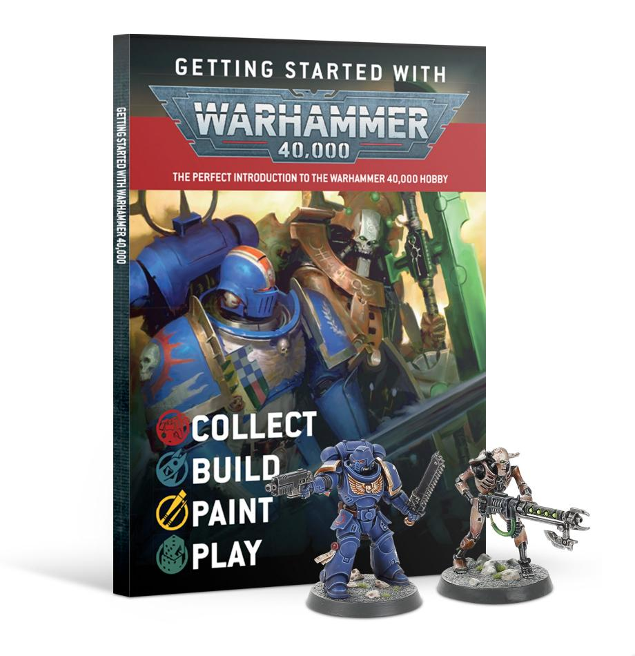 Getting Started With Warhammer 40k (English)