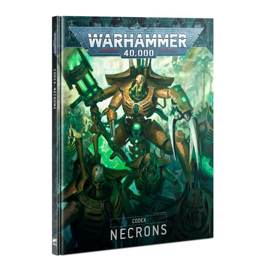Codex: Necrons 9th Edition (Hardback) (English)