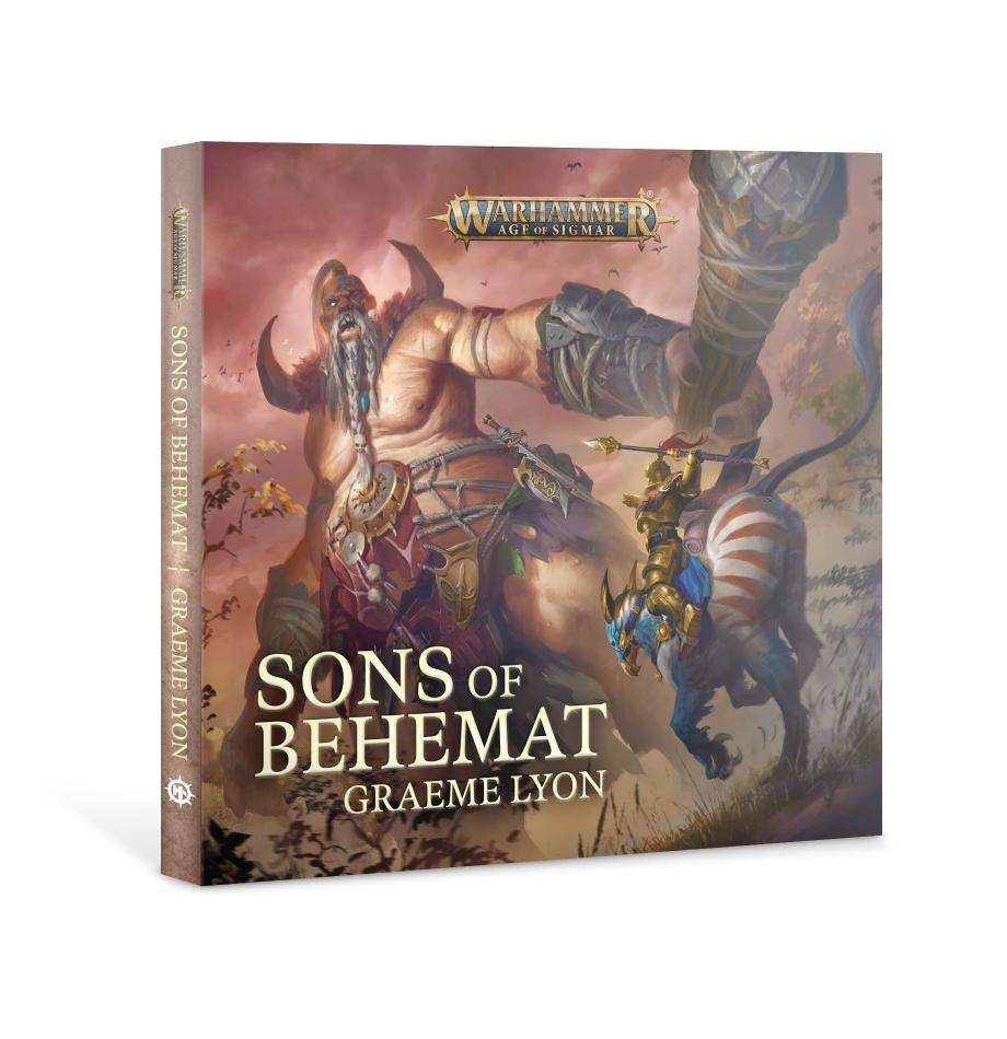 Sons of Behemat (Audiobook)