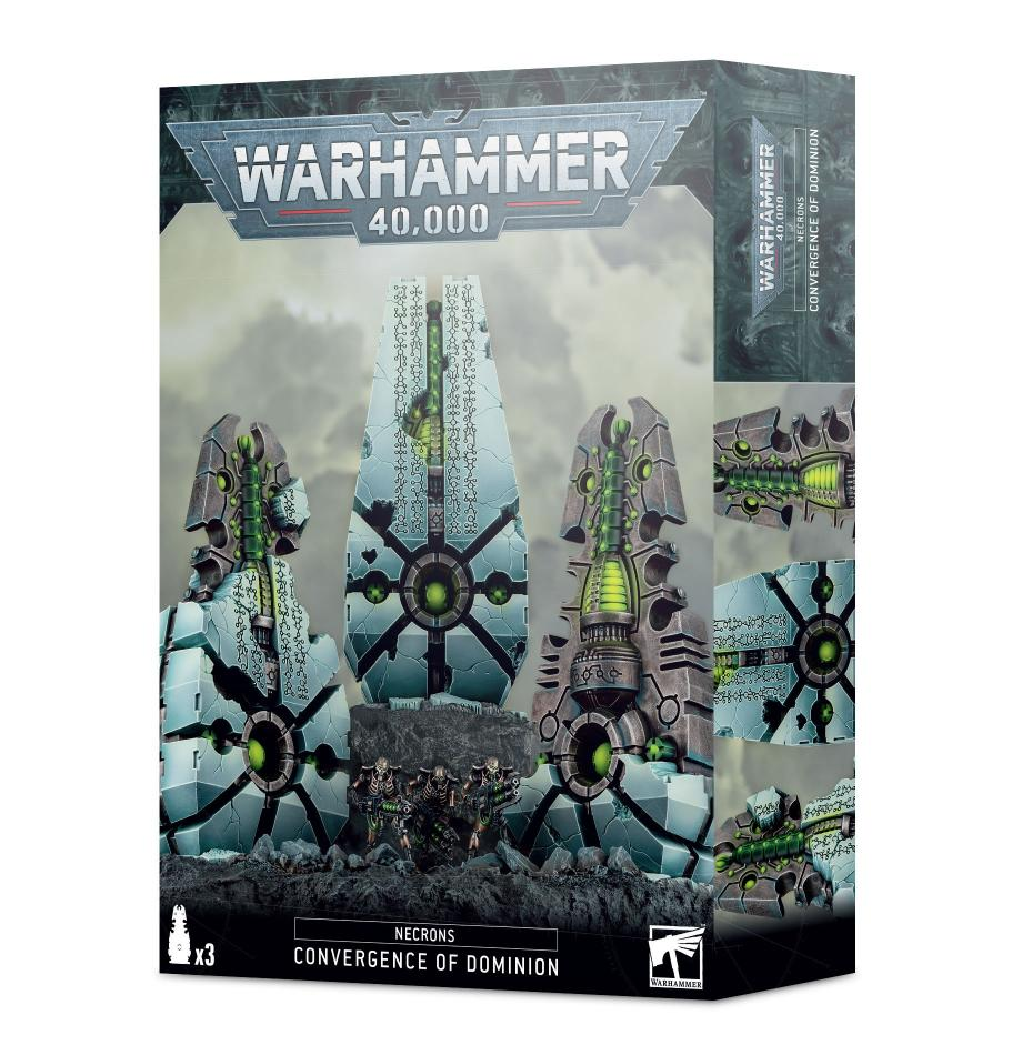 Necron: Convergence of Dominion
