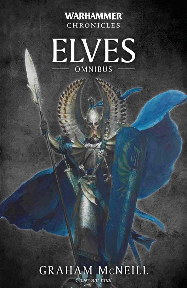 Warhammer Chronicles: Elves the Omnibus