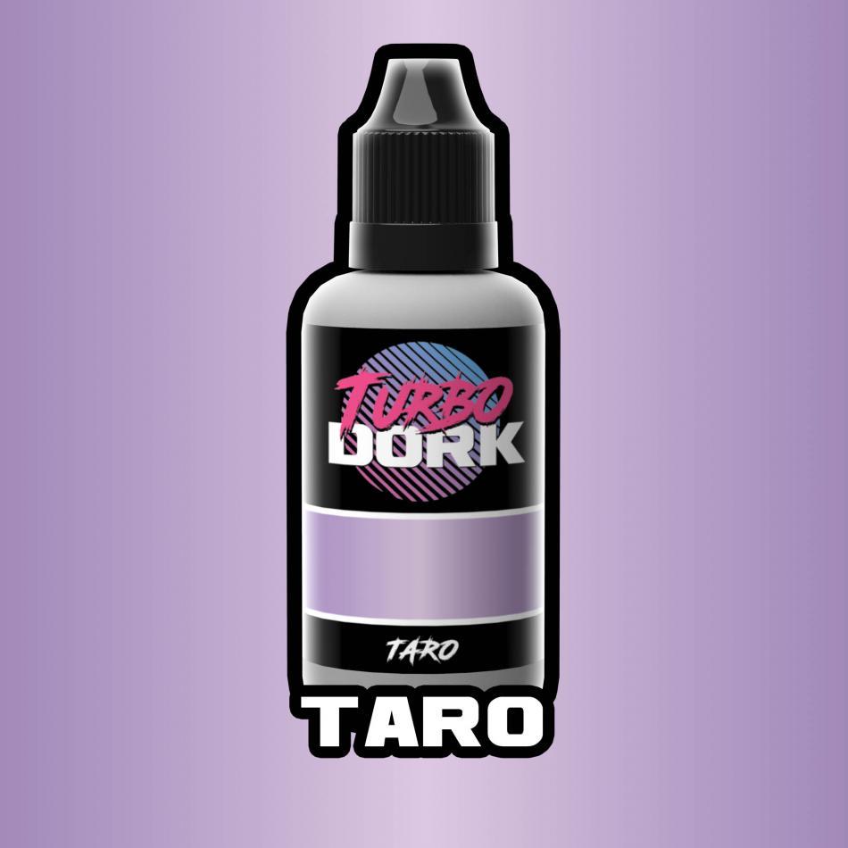 Taro Metallic Acrylic Paint 20ml Bottle