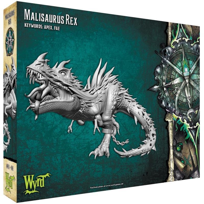 Malisaurus Rex