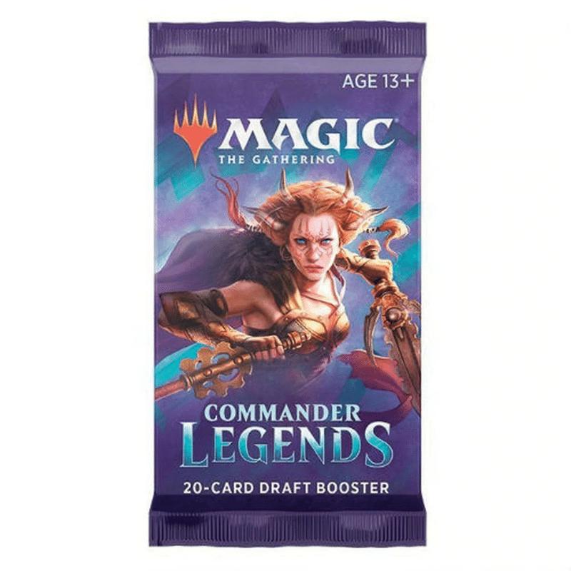 MTG: Commander Legends Draft Booster - Single
