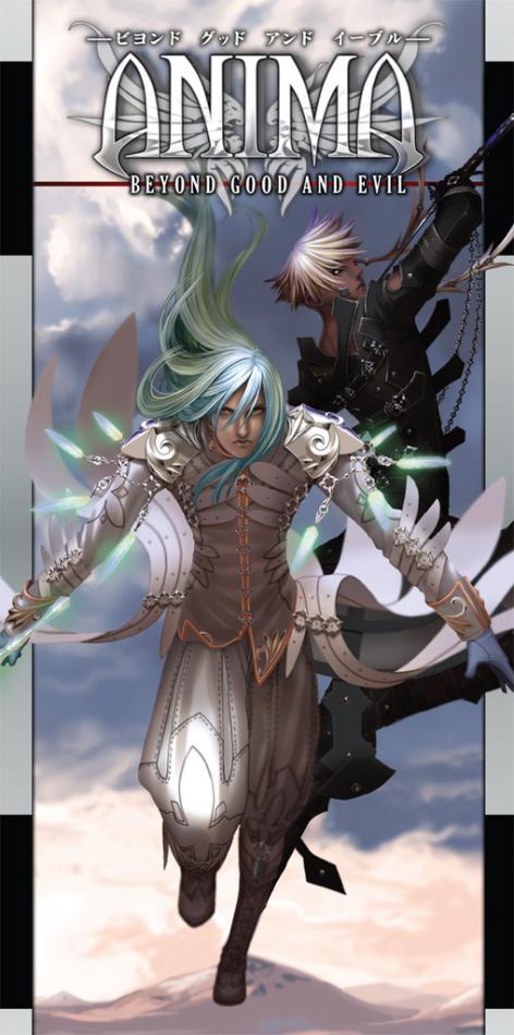 Anima: Card Game Beyond Good & Evil