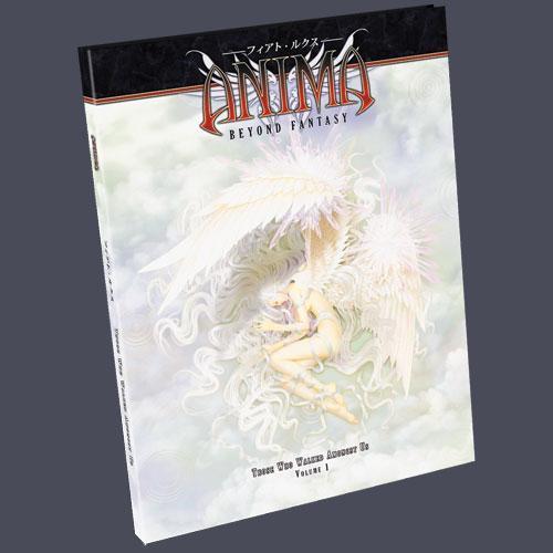 Anima RPG: Those Who Walked Amongst Us Vol1