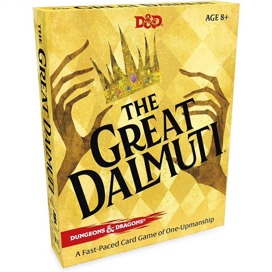 The Great Dalmuti: Dungeons & Dragons (DDN)