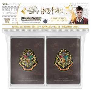 Harry Potter: Hogwarts Battle Card Sleeves (160 count)